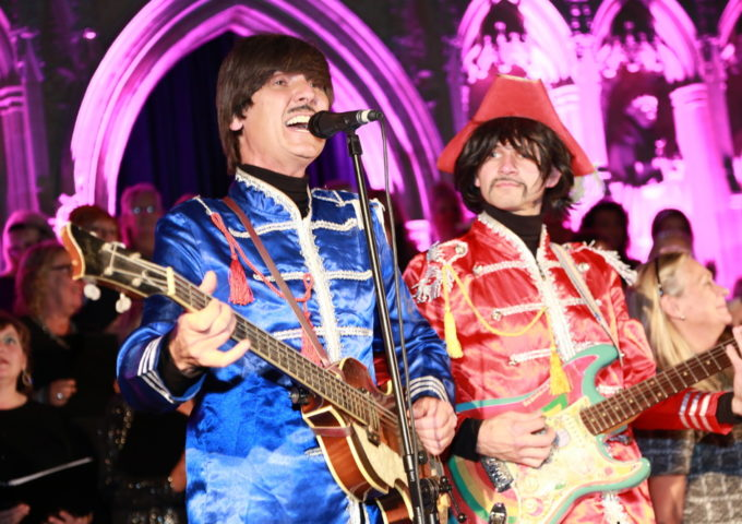 Beatlemania rochester cathedral
